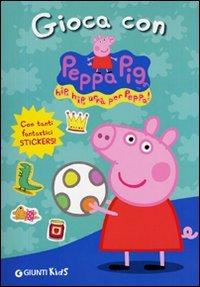 Gioca con Peppa Pig!