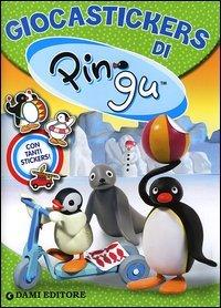 Giocastickers di Pingu
