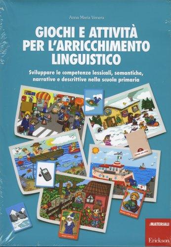 Giochi e Attività per l'Arricchimento Linguistico