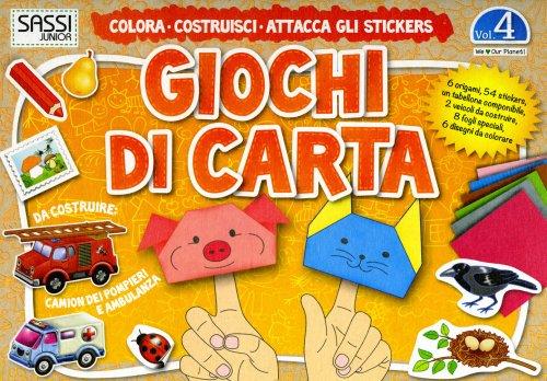 Giochi di Carta - Vol. 4