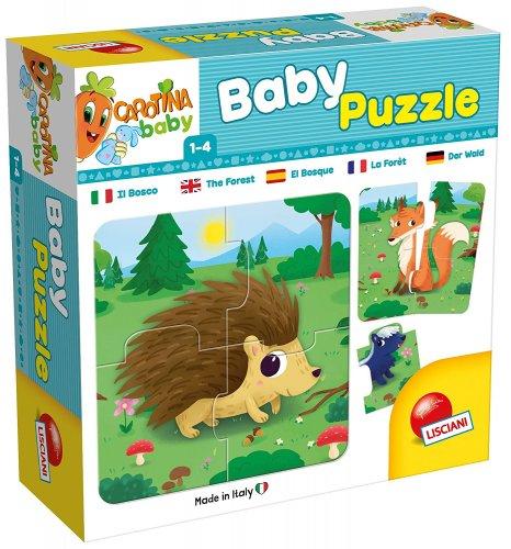 Baby Puzzle - Il Bosco