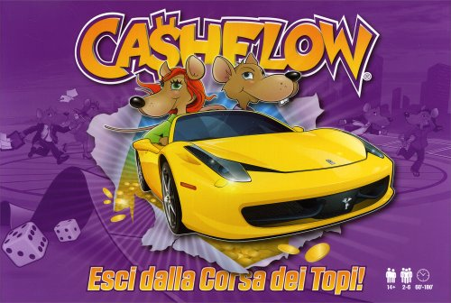 Cashflow - Gioco da Tavolo ideato da Robert Kiyosaki
