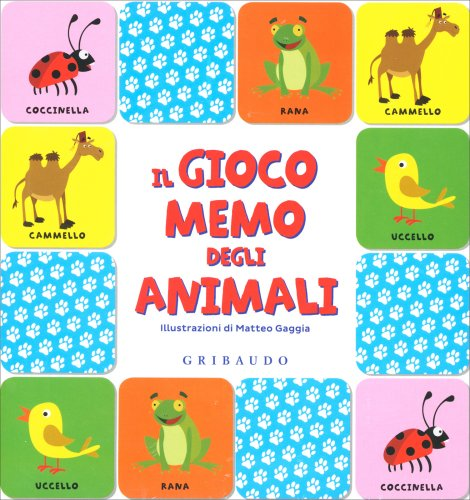 Il Gioco Memo degli Animali