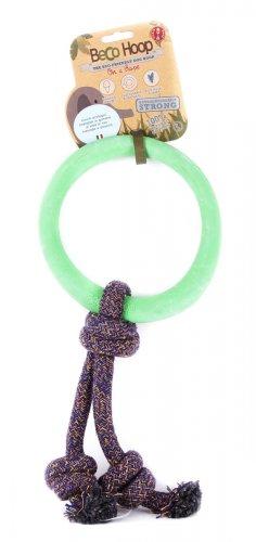 Gioco Naturale Anello con Corda Medio - Verde
