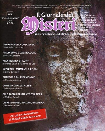 Il Giornale dei Misteri n. 535 - Gennaio/Febbraio 2018