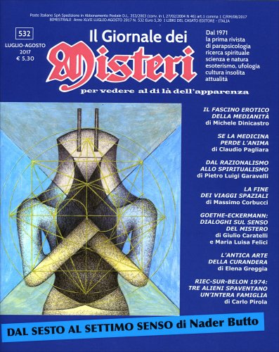 Il Giornale dei Misteri n. 532 - Luglio-Agosto 2017