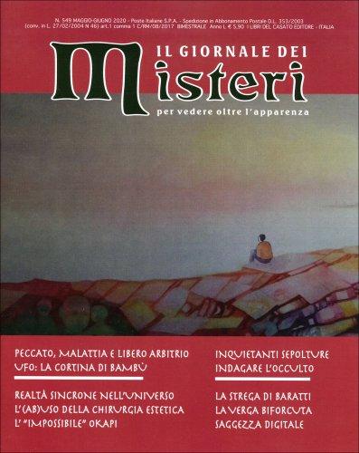 Il Giornale dei Misteri n. 549 - Maggio/Giugno 2020