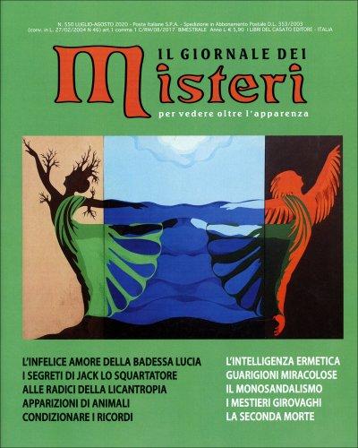 Il Giornale dei Misteri n. 550 Luglio-Agosto 2020