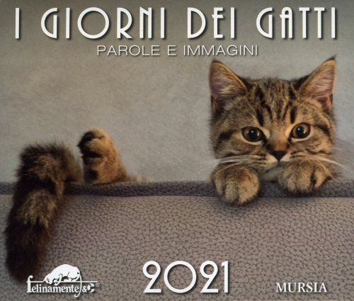 I Giorni dei Gatti - Calendario 2020