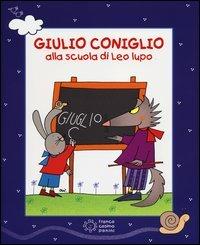 Giulio Coniglio alla Scuola di Leo Lupo