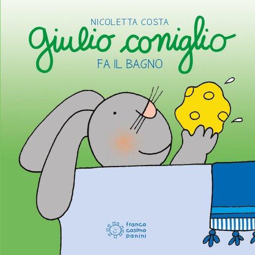 Giulio Coniglio Fa il Bagno