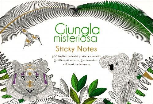 Giungla Misteriosa - Sticky Notes