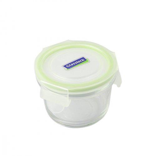 Contenitore Rotondo in Vetro per Alimenti - Classic Type Microwave