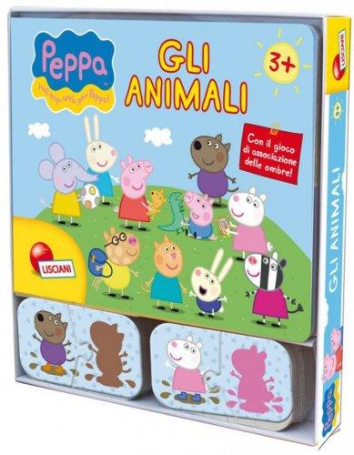 Libro gli Animali Peppa Pig - 3 Anni