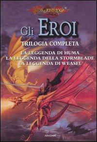 Gli Eroi - Trilogia Completa