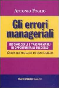 Gli Errori Manageriali (eBook)