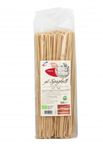 Spaghetti di Timilia - Antica Memoria