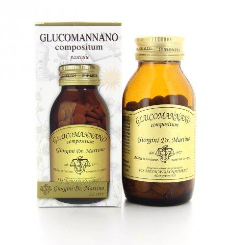Glucomannano Compositum - Pastiglie