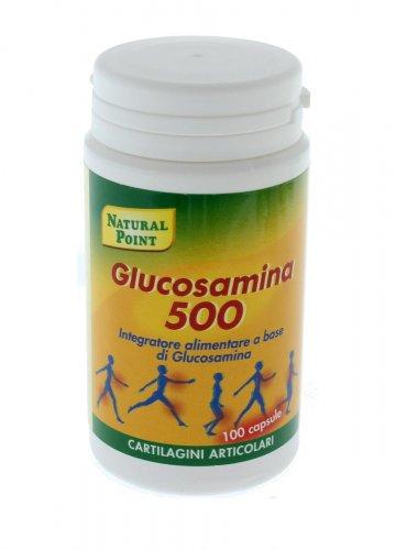 Glucosamina 500