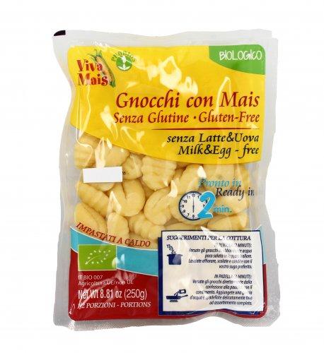 Gnocchi con Mais Senza Glutine