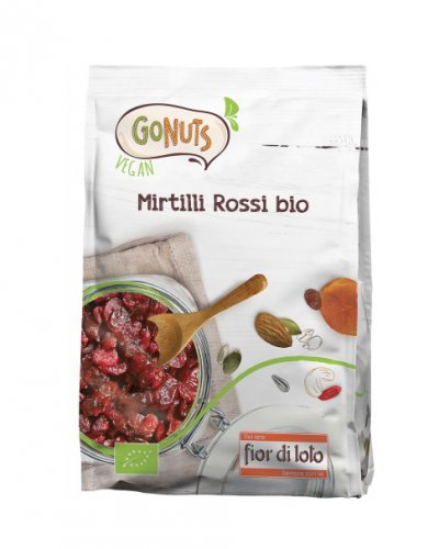 Go Nuts - Mirtilli Rossi Bio