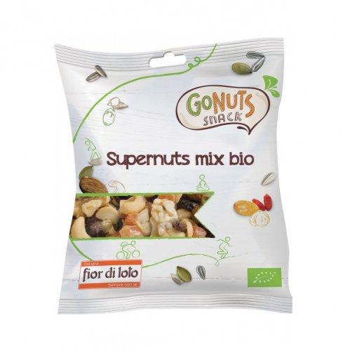 Go Nuts - Supernuts Mix Bio