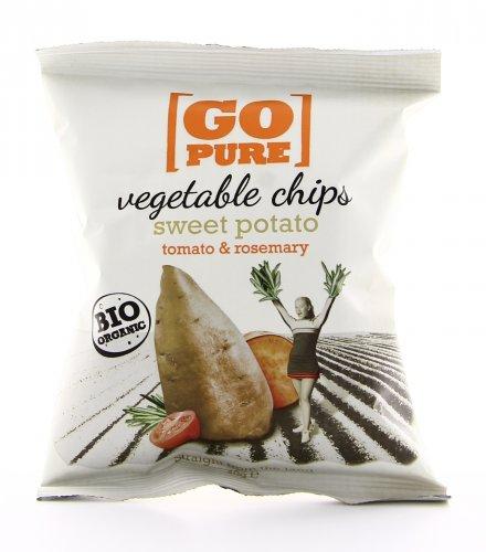 Vegetables Chips - Pomodoro e Rosmarino Bio