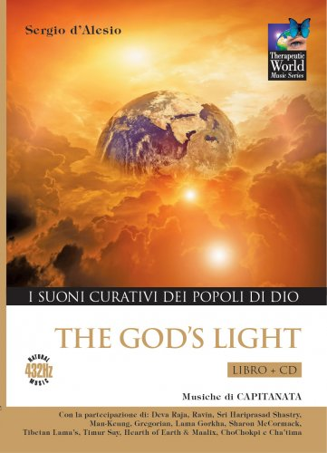 The God's Light - I Suoni Curativi dei Popoli di Dio - CD con Libro