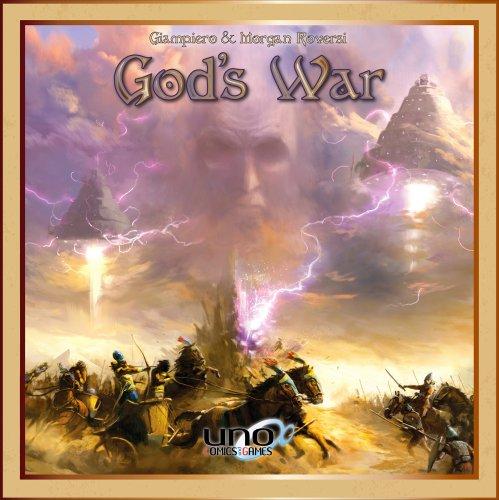 """God's War - Gioco da Tavolo con Libro Allegato """"Le Guerre di Dio"""""""