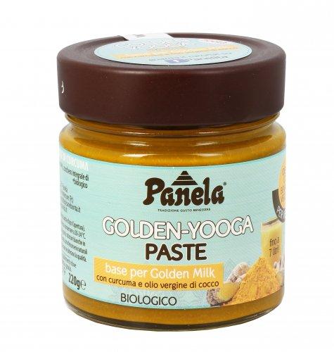 Base per Golden Milk con Curcuma - Golden Yooga Paste