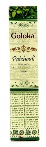 Incensi Goloka - Patchouli