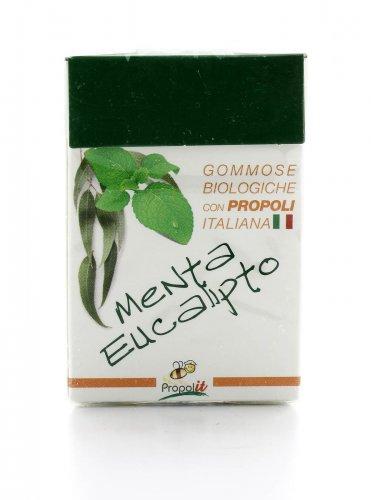 Gommose Bio con Propoli-Menta-Eucalipto