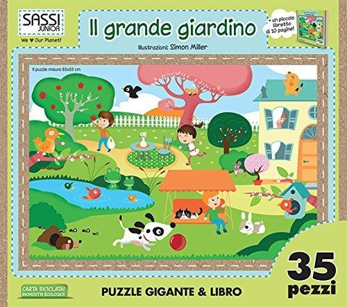 Il Grande Giardino - Libro Puzzle