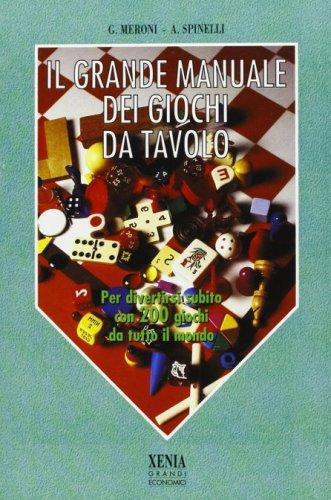 Il Grande Manuale dei Giochi da Tavolo
