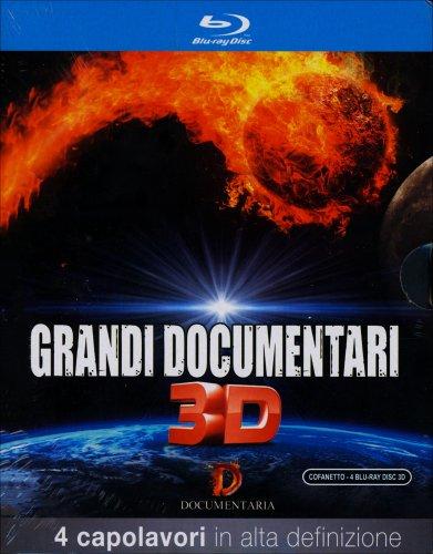 Grandi Documentari 3D - Blu-Ray Disc 3D