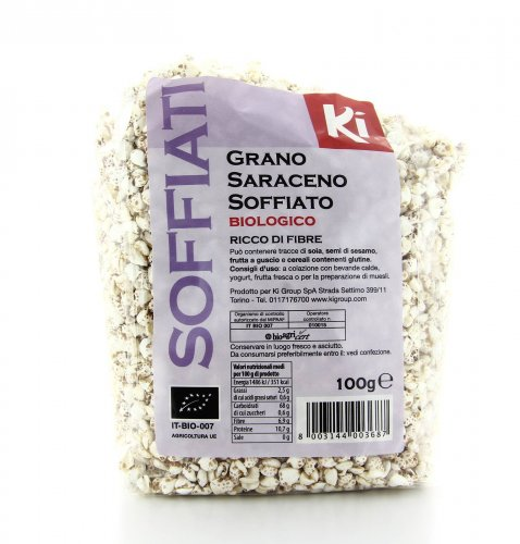 Grano Saraceno Soffiato
