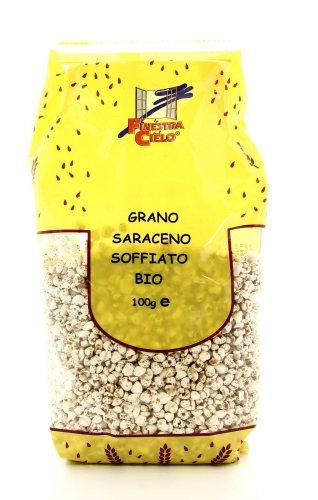 Grano Saraceno Soffiato Bio
