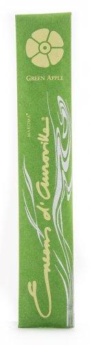 Bastoncini d'Incenso - Green Apple