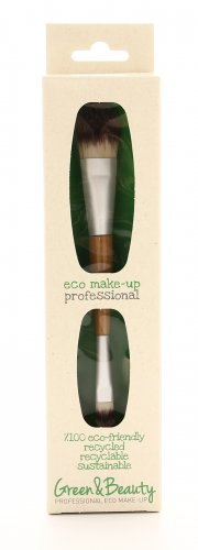 Green&Beauty - Pennello Doppio Fondotinta