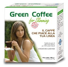Integratore Naturale Green Coffee for Slimming