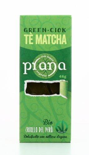 Green Ciok Tè Matcha - Prana