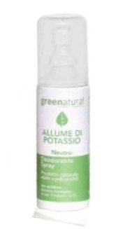 Deodorante Spray all'Allume di Potassio - Neutro