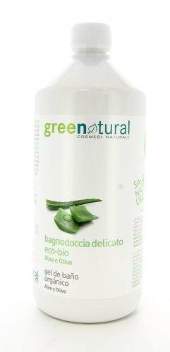 Bagnodoccia Delicato - Eco-Bio Aloe e Olivo