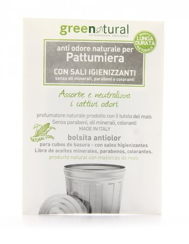 Anti Odore Naturale per Pattumiera