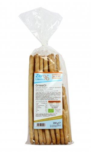 Grissini di KAMUT® - grano khorasan Bio - Zero Lievito