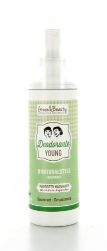 Deodorante Spray Young - Naturalstyle