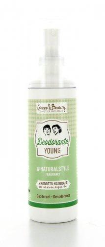 Deodorante Spray Young - Naturalstyle