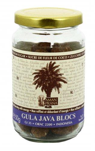 Zollette di zucchero da Fiori di Cocco - Gula Java Blocs