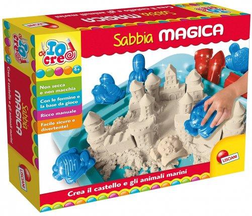 Io Creo Giochi Di Sabbia Magica