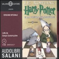 Harry Potter e la Pietra Filosofale - Audiolibro 8 CD